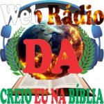 Logo da emissora Rádio Creio eu na Bíblia