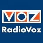 Logo da emissora Radio Voz 87.8 FM