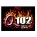 Logo da emissora WOWQ 102.1 FM