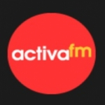 Logo da emissora Radio Activa FM
