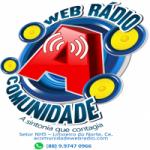 Logo da emissora A Comunidade Web Radio