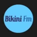 Logo da emissora Radio Bikini FM