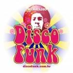 Logo da emissora Disco Funk