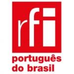 Logo da emissora Rádio RFI Brasil
