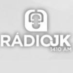 Logo da emissora Rádio JK