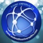 Logo da emissora Web Rádio Universal