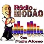 Logo da emissora Rádio Modão