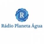 Logo da emissora Rádio Planeta Água