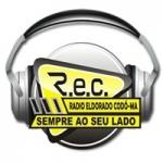 Logo da emissora Rádio Eldorado Codó 730 AM