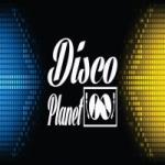 Logo da emissora Rádio Web Disco Planet