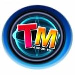 Logo da emissora Tramp Music