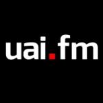 Logo da emissora Rádio Uai FM