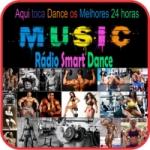 Logo da emissora Rádio Smart Dance