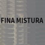 Logo da emissora Fina Mistura