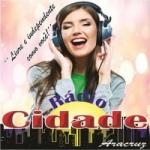 Logo da emissora Rádio Cidade Aracruz