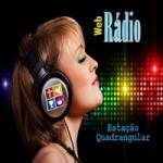 Logo da emissora Estação Quadrangular