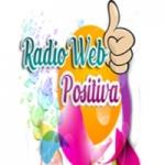 Logo da emissora Rádio Web Positiva
