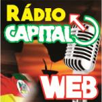 Logo da emissora Rádio Capital Web