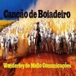 Logo da emissora Canção de Boiadeiro