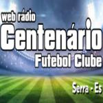 Logo da emissora Web Radio Centenario Futebol Clube