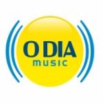 Logo da emissora Rádio O Dia Music