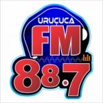 Logo da emissora Rádio Uruçuca FM 88.7