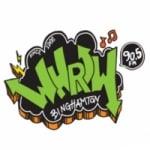 Logo da emissora WHRW 90.5 FM