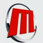 Logo da emissora FM Mega 104 Online