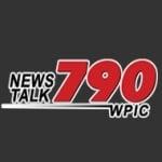 Logo da emissora WPIC 790 AM
