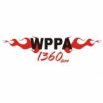 Logo da emissora WPPA 1360 AM