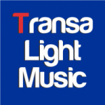 Logo da emissora Transa Light Music