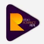Logo da emissora Rádio Romance Real