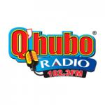 Logo da emissora Q'hubo Radio 88.9 FM