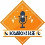 Logo da emissora Rodando na Base