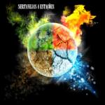 Logo da emissora Sertanejas 4 Estações