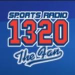 Logo da emissora WISW 1340 AM