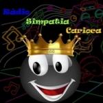 Logo da emissora Rádio Simpatia Carioca