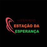 Logo da emissora Web Radio Estação da Esperança