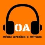 Logo da emissora Rádio Opiniões e Atitude