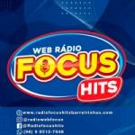Logo da emissora Rádio Web Focus Hits