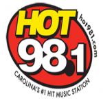 Logo da emissora WHZT 98.1 FM
