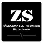 Logo da emissora Rádio Zona Sul FM
