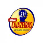 Logo da emissora Rádio Nova Cajazeiras FM 87.9