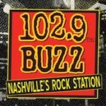 Logo da emissora WBUZ 102.9 FM