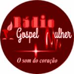 Logo da emissora Rádio Gospel Mulher