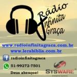 Logo da emissora Rádio Infinita Graça Web