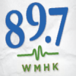 Logo da emissora WMHK 89.7 FM