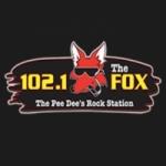 Logo da emissora WMXT 102.1 FM