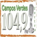 Logo da emissora Rádio Campos Verdes 104.9 FM