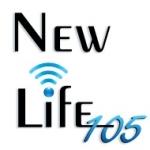 Logo da emissora WCLC 105.1 FM